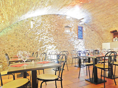Fonds de commerce Restaurant 70 m² Centre Cagnes Sur Mer